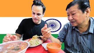 Download Chinese Street Food Tour in INDIA!!! RARE Look at CHINESE INDIAN Street FOOD in Kolkata, India Video