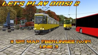 Download Let's Play Omsi 2 #125 Map Eberlinsee [WIP] + Tatra T6A2m [WIP] Video