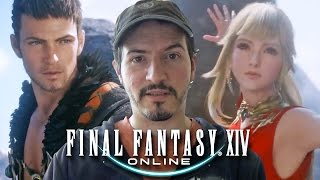 Download FINAL FANTASY XIV: STORMBLOOD - Cinematic Trailer REACTION & REVIEW Video
