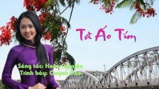 Download Tà Áo Tím - Hoàng Nguyên - Tiếng hát Quỳnh Dao Video