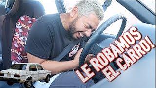 Download LE ESCONDIMOS EL CARRO! | Que Paso Mane Video