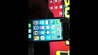 Download 2012 Newest iphone 5 Android 2.3.6 Gingerbread 8GB GPS wifi 4″ copy phonei Video