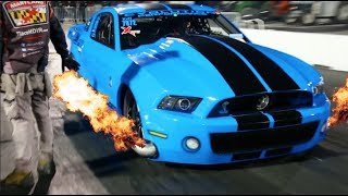 Download 2200HP Turbo Shelby GT500 WORLDS QUICKEST & FASTEST! - The Devil's Reject Video