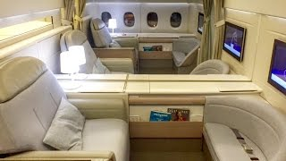 Download Air France FIRST CLASS | New La Premiere Cabin Video