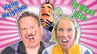 Download Hello Neighbor In Real Life - Mart Gets a Girlfriend SKIT | DavidsTV Video