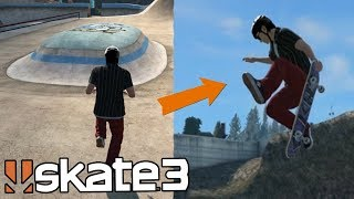 Download Skate 3: Hitting the MEGA PARK GLITCH Online!? (Multiplayer Spot Battles) Video