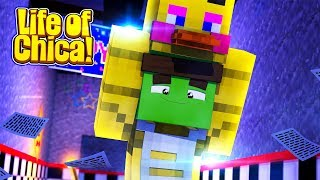 Download LIFE AS CHICA - Minecraft Life w/TinyTurtle Video