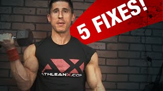 Download Get Big Biceps (AVOID THESE 5 MISTAKES!) Video