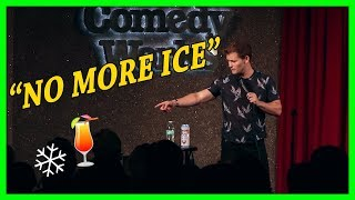 Download Getting Heckled By A Cup Of Ice Video
