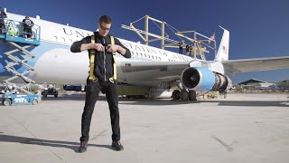 Download Largest Detailing Job Ever! Airplane Detail after 20 Years Video
