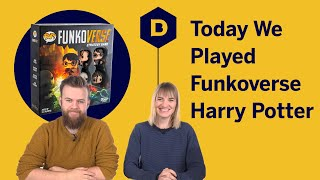 Download Today we played Funkoverse Strategy Game: Harry Potter Video