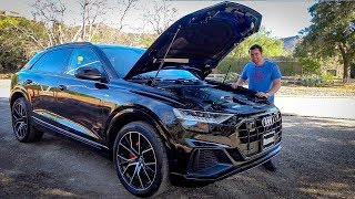 Download 2019 Audi Q8 Review - A Lamborghini Urus For ONLY $80,000? Video