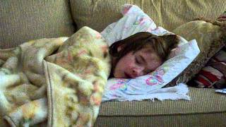 Download Abbey Snores Too Loud For a Five Year Old Video