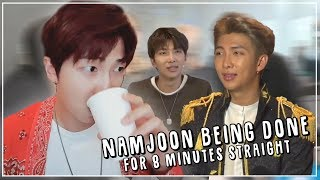 Download Namjoon being done for 8 minutes straight Video