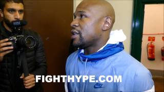 Download FLOYD MAYWEATHER MENTIONS CANELO AND TERENCE CRAWFORD WHILE TALKING P4P AND RIPPING JIM LAMPLEY Video