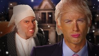 Download Donald Trump vs Ebenezer Scrooge. Epic Rap Battles of History Season 3. Video