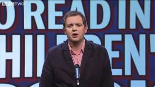 Download Unlikely Things To Read In A Children's Book - Mock The Week - Series 11 Episode 5 - BBC Two Video