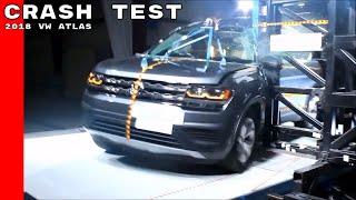 Download 2018 VW Atlas Crash Test Video