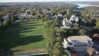 Download Aerial Tour of Connecticut College Video