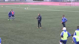 Download Trénink U14 - Přihrávkové cvičení Video