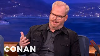 Download Jim Gaffigan Does Not Like Your Low-Quality Dessert Photos - CONAN on TBS Video