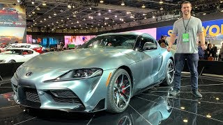 Download 2020 Toyota Supra First Look! *Worth $50,000?* Video