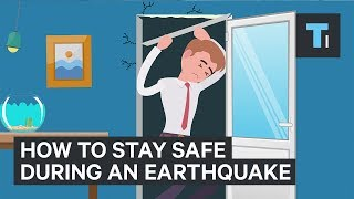 Download Here's where you should really go to stay safe during an earthquake Video
