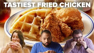 Download The Tastiest Fried Chicken I've Ever Eaten Video