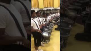 Download Alcorn Drumline T.O.P ″Big Things Poppin″ @ASU Band Hall Video