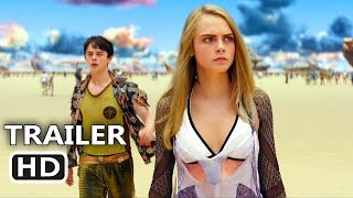 Download VALERIAN Official Trailer # 2 (2017) Cara Delevingne, Dane DeHaan, Rihanna Sci-Fi Movie HD Video