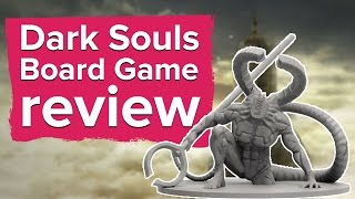 Download Dark Souls the Board Game Review Video