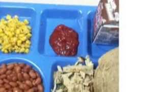 Download 'Prisoners eat better food': Students hit back at Michelle Obama's school lunch program Video