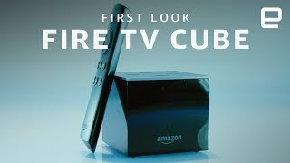 Download Amazon Fire TV Cube First Look Video