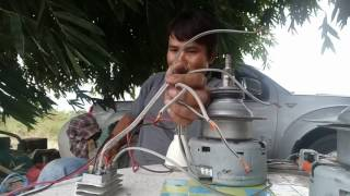 Download Generatorจากมอเตอร์เครื่องซักผ้า hitachi Video