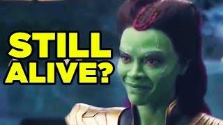 Download Avengers Infinity War THANOS GAMORA Deleted Scene EXPLAINED! Video
