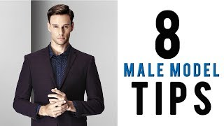 Download How To Look Good In Photos For Men | 8 Male Model Tips Video