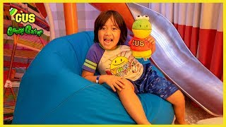 Download Ryan took me on a Cruise ! Family Fun Vacation Trip with Ryan ToysReview! Video