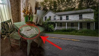 Download Abandoned Untouched House * FOUND LETTERS* Video