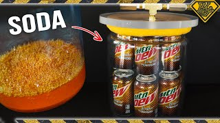 Download This is What Happens to Soda in a Vacuum Chamber Video