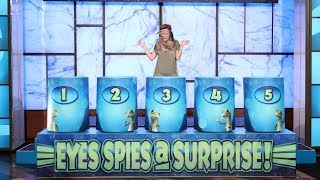 Download Ellen's Lucky Fan Makes a Splash with 'Eyes Spies a Surprise' Video
