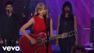 Download Taylor Swift - Begin Again (Live from New York City) Video