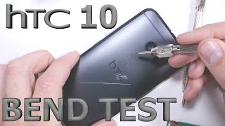 Download HTC 10 Bend Test - Scratch Test - Burn Test - Durability video Video