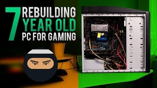 Download Rebuilding old computer to be a GAMING beast for cheap! Video