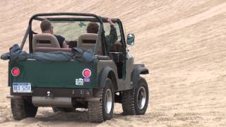 Download JEEPS JEEPS JEEPS at Silver Lake Sand Dunes Video