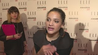 Download Elle Style Awards 2017: Sasha Lane talks about Shia LaBeouf Video