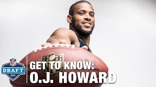 Download Get to Know: O.J. Howard (Alabama, T.E.) | 2017 NFL Draft Video