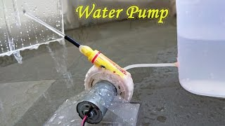 Download How to Make a Water Pump using Bottle and Sketch pen - Easy Way Video