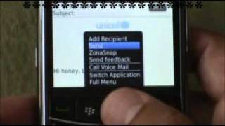 Download How to Use TexTango Text Messaging on Your BlackBerry Video