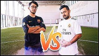 Download PAPI GAVI VS SPURSITO ... ¡¡EL DUELO DEFINITIVO!! - RETOS DE FUTBOL EN LA VIDA REAL Video