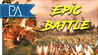 Download GREATEST FFA BATTLE EVER: MUCH WOW! - Total War: Warhammer 2 Total War Gameplay Video